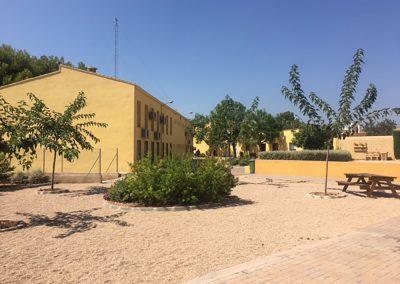 EFA Torrealedua - Exterior
