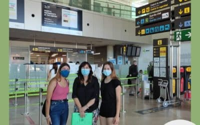 Comienzan los viajes de Erasmus